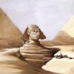 Pyramídy v Egypte