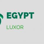 Navštevovaný Luxor – Egypt