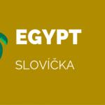 Egyptské slovíčka