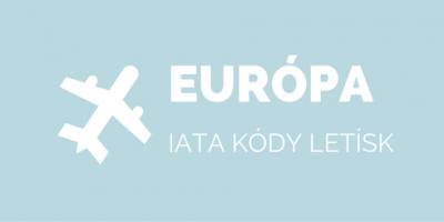Poznáte medzinárodné IATA kódy letiska