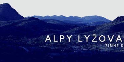Lyžovanie, lyžovačka v Alpách
