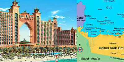 Exotické dovolenky Spojené Arabské Emiráty.