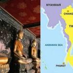 Exotická dovolenka v Thajsku.