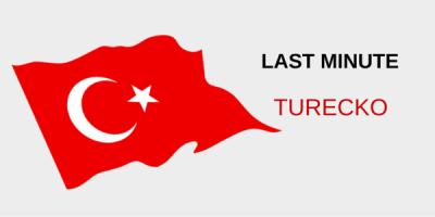Turecko – last minute zájazdy