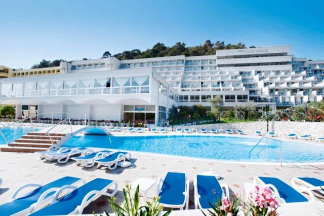 Chorvátsko - dovolenky na Istrii