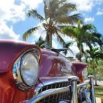 Exotická dovolenka na Kube.